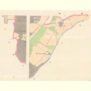 Chudenitz (Chudenice) - c2669-1-004 - Kaiserpflichtexemplar der Landkarten des stabilen Katasters