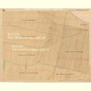 Gnaster - m0733-2-004 - Kaiserpflichtexemplar der Landkarten des stabilen Katasters
