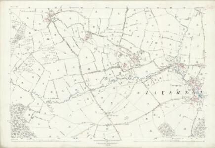 Somerset XXX.2 (includes: Hemington; Lullington) - 25 Inch Map