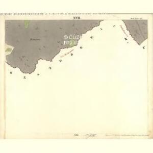 Unter Sinnetschlag - c1367-1-020 - Kaiserpflichtexemplar der Landkarten des stabilen Katasters
