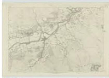 Perthshire, Sheet XLIX - OS 6 Inch map