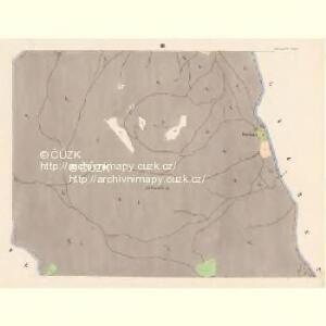 Tannendörfel - c2809-1-003 - Kaiserpflichtexemplar der Landkarten des stabilen Katasters