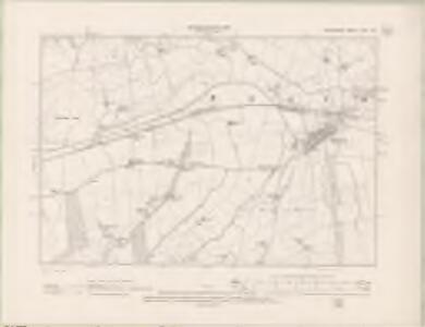Perth and Clackmannan Sheet CXVII.SE - OS 6 Inch map