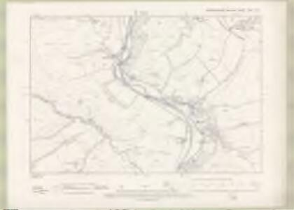 Edinburghshire Sheet XXIII.SE - OS 6 Inch map