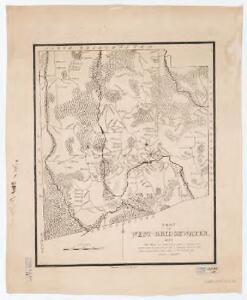 A map of West-Bridgewater, Mass