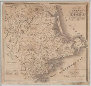 The county of Essex : from actual survey