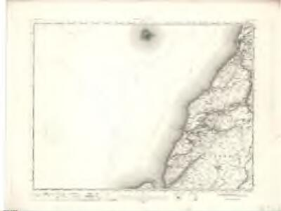 Girvan - OS One-Inch map
