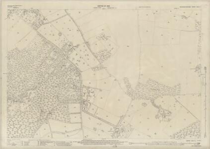Buckinghamshire XLIII.11 (includes: Chalfont St Giles) - 25 Inch Map