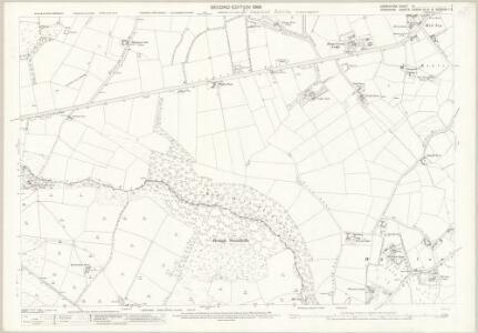 Derbyshire XI.7 (includes: Sheffield) - 25 Inch Map