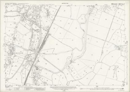 Essex (New Series 1913-) n LI.9 (includes: Hoddesdon; Nazeing) - 25 Inch Map