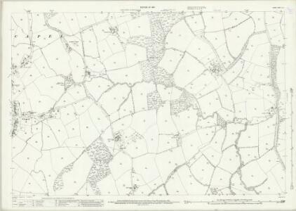 Surrey XL.8 (includes: Capel; Newdigate) - 25 Inch Map