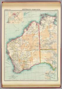 Australia - western section.
