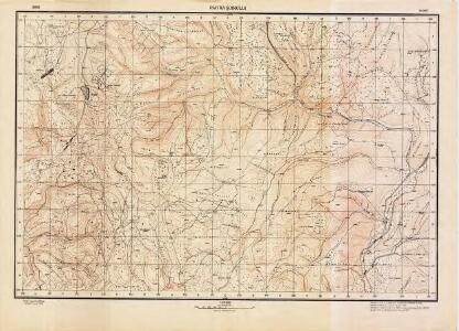 Lambert-Cholesky sheet 3866 (Piatra Şoimului)