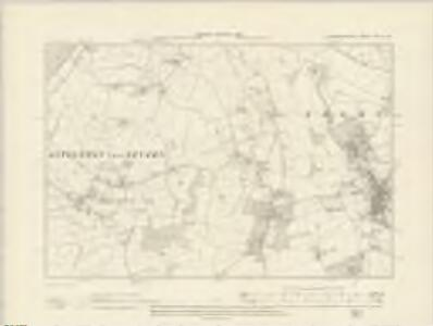 Gloucestershire LXIII.NW - OS Six-Inch Map