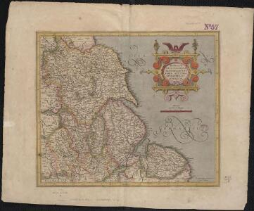 Eboracum, Lincolnia, Derbia, Staffordia, Notinghamia, Lecestria, Rutlandia, et Norfolcia