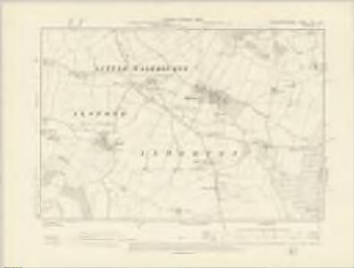 Gloucestershire XIII.SW - OS Six-Inch Map