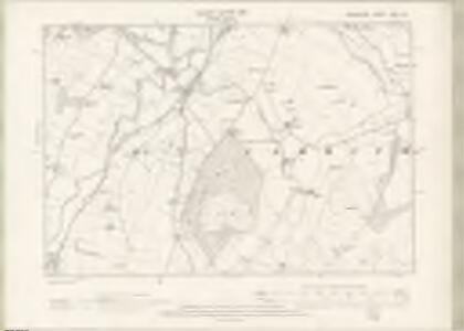 Lanarkshire Sheet XXXII.SE - OS 6 Inch map