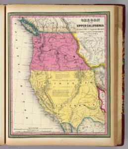 Oregon & Upper California.