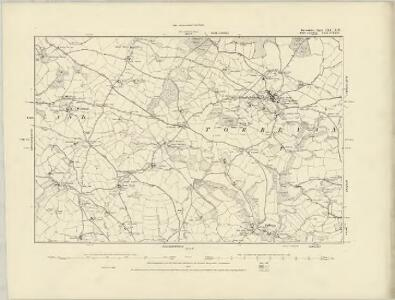 Devonshire CXV.SE - OS Six-Inch Map