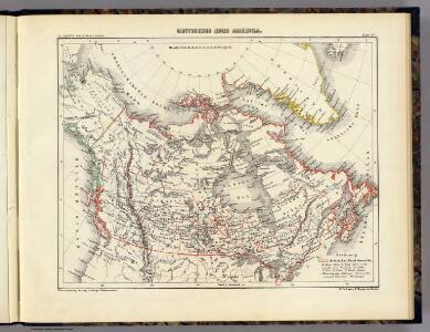 Britisches Nord Amerika.