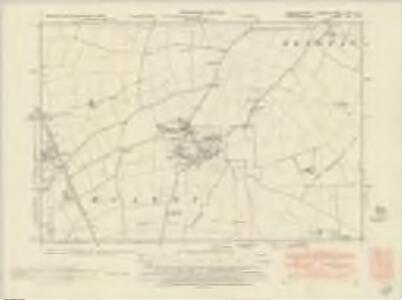Cambridgeshire XXXII.SE - OS Six-Inch Map