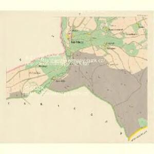 Kirchberg - c3381-4-003 - Kaiserpflichtexemplar der Landkarten des stabilen Katasters