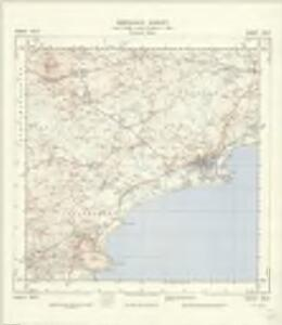 SH33 - OS 1:25,000 Provisional Series Map