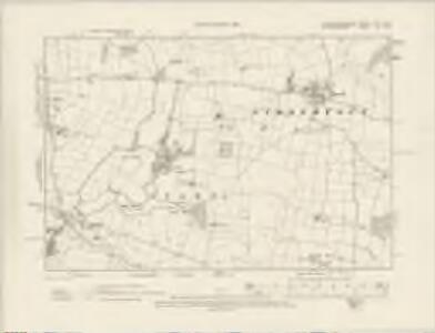 Northamptonshire XXIII.NW - OS Six-Inch Map