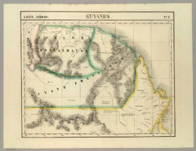 Guyanes. Amer. Merid. 7.