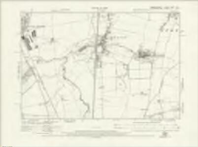 Bedfordshire XXVII.NW - OS Six-Inch Map