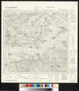 Meßtischblatt 5134 : Blankenhain, 1942
