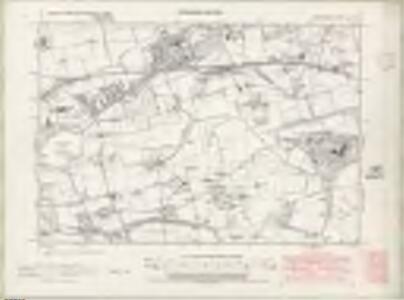 Lanarkshire Sheet VII.NW - OS 6 Inch map