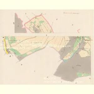 Hraschtitz (Hrasstice) - c6977-1-005 - Kaiserpflichtexemplar der Landkarten des stabilen Katasters