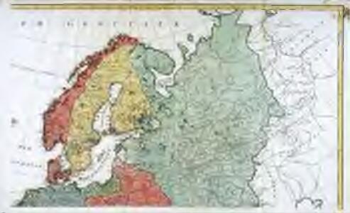 Carte générale de toute l'Europe, 3