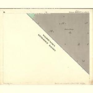 Vollmau Unter - c1279-1-002 - Kaiserpflichtexemplar der Landkarten des stabilen Katasters