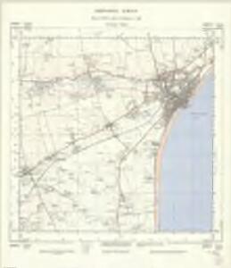 TA16 - OS 1:25,000 Provisional Series Map