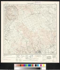 Meßtischblatt 131 : Neuwernsdorf, 1938