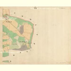 Haag - c9070-1-008 - Kaiserpflichtexemplar der Landkarten des stabilen Katasters