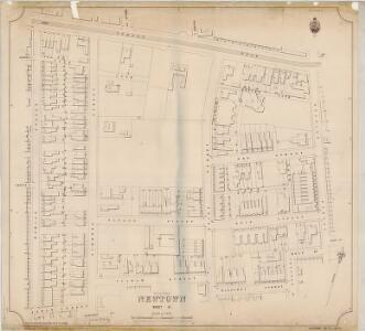 Newtown, Sheet 21, 2nd ed. 1897