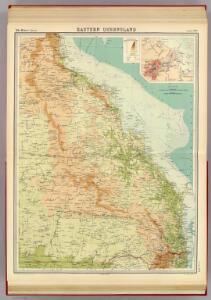 Eastern Queensland.