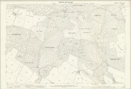 Sussex XXII.5 (includes: Easebourne; Fernhurst; Lodsworth; North Ambersham; South Ambersham) - 25 Inch Map