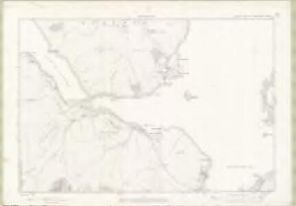 Inverness-shire - Isle of Skye Sheet XL - OS 6 Inch map