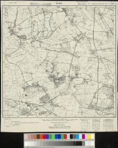 Meßtischblatt 3543 : Ketzin, 1945