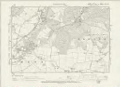 Sussex XX.NE - OS Six-Inch Map