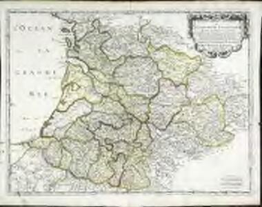 Govvernement general de Gvienne et Gvascogne et pays circonvoisins