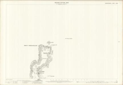 Caernarvonshire XXXI.8 (includes: Nevin) - 25 Inch Map