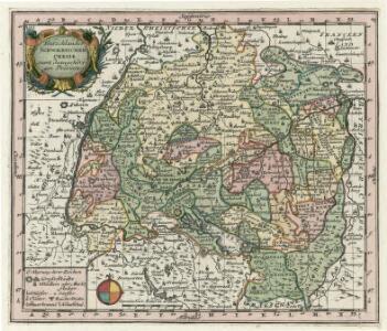 Teutzchlandes Schwaebischer Creiss samt dazugehörigen Provintzen