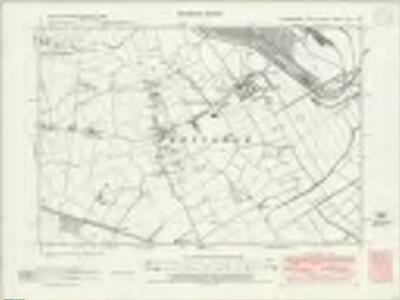Lincolnshire XIII.SE - OS Six-Inch Map