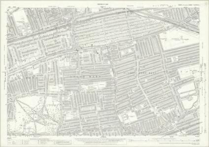 Essex (New Series 1913-) n LXXXVI.2 (includes: East Ham; West Ham) - 25 Inch Map