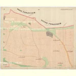 Kotzlow - c3234-1-001 - Kaiserpflichtexemplar der Landkarten des stabilen Katasters